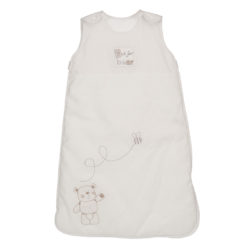 Obaby B is for Bear Sleeping Bag (6-18mnths) - White