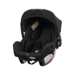 Obaby Chase 0+ Car Seat - Black