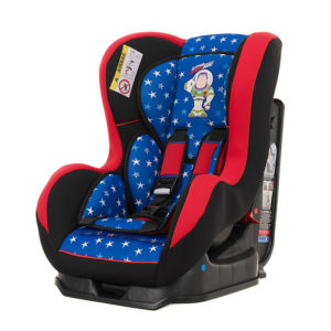Obaby Disney Group 0-1 Combination Car Seat - Buzz Lightyear Blue