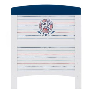 Obaby Disney Inspire Cot Bed - Mickey Mouse Ahoy 2