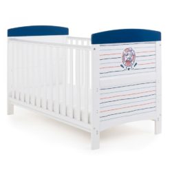 Obaby Disney Inspire Cot Bed - Mickey Mouse Ahoy