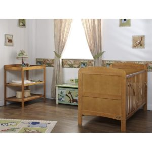 Obaby Grace 2 Piece Room Set - Country Pine