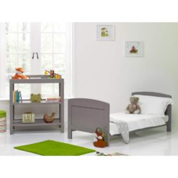 Obaby Grace 2 Piece Room Set - Taupe Grey 2