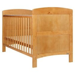 Obaby Grace 3 Piece Room Set - Country Pine 2