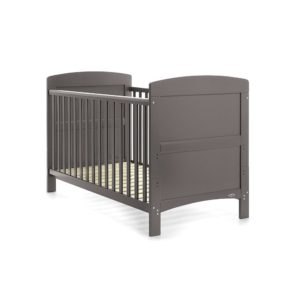 Obaby Grace 3 Piece Room Set - Taupe Grey 2
