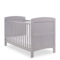 Obaby Grace 3 Piece Room Set - Warm Grey