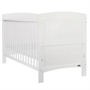 Obaby Grace 3 Piece Room Set - White 2