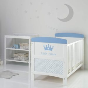 Obaby Grace Inspire 2 Piece Room Set - Little Prince