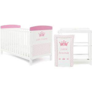 Obaby Grace Inspire 2 Piece Room Set - Little Princess 2