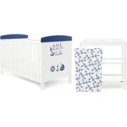Obaby Grace Inspire 2 Piece Room Set - Little Sailor 2