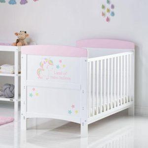 Obaby Grace Inspire 2 Piece Room Set - Unicorn 2