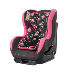 Obaby Group 0-1 Combination Car Seat - Grey Rose