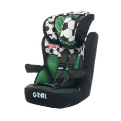 Obaby Group 1-2-3 High Back Booster - Football