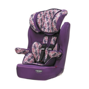 Obaby Group 1-2-3 High Back Booster - Little Cutie
