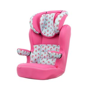 Obaby Group 2-3 High Back Booster - Cottage Rose