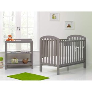 Obaby Lily 2 Piece Room Set - Taupe Grey