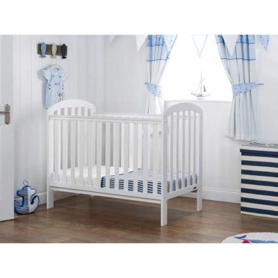Obaby Lily 2 Piece Room Set - White 2
