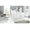 Obaby Stamford Classic 7 Piece Room Set - White