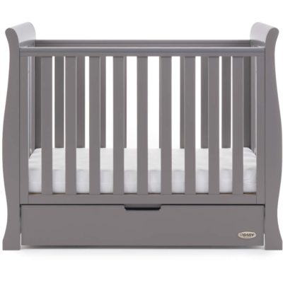 Obaby Stamford Space Saver 2 Piece Room Set - Taupe Grey 2