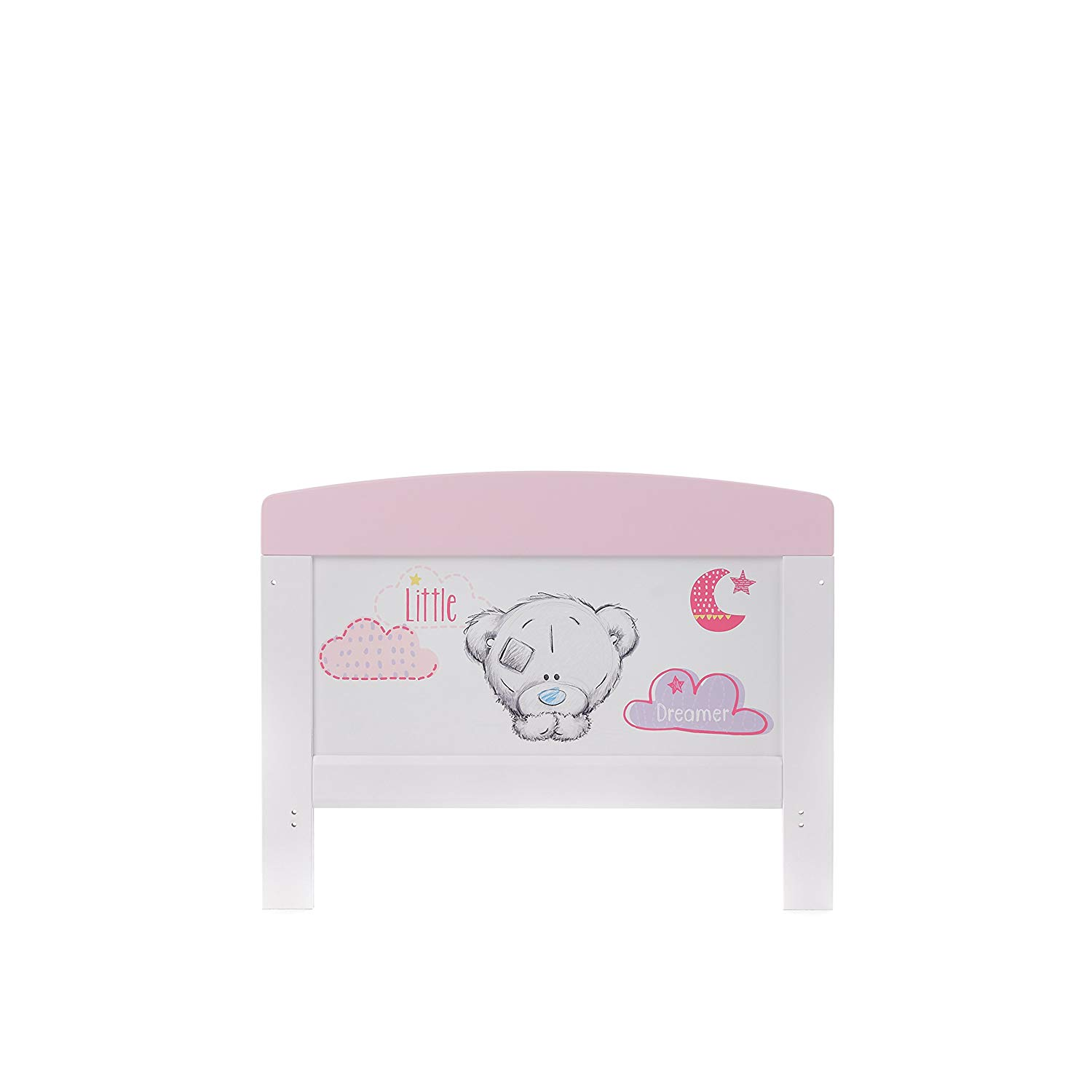 Tatty Teddy Toddler Bed