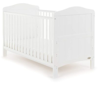 Obaby Whitby 2 Piece Room Set - White 2