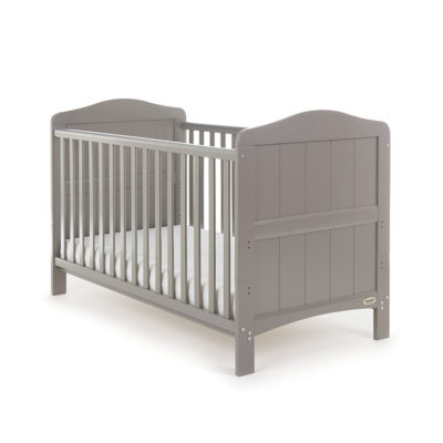 Obaby Whitby 3 Piece Room Set - Taupe Grey 2