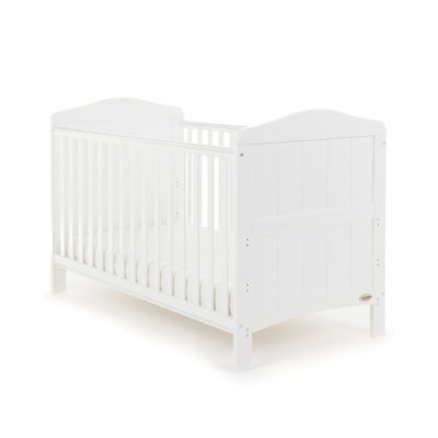Obaby Whitby 3 Piece Room Set - White 2
