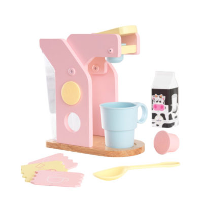 Pastel Coffee Set kidkraft