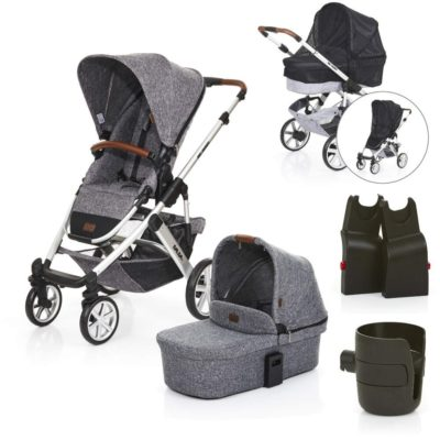 abc design salsa 4 2018 pushchair pram bundle race