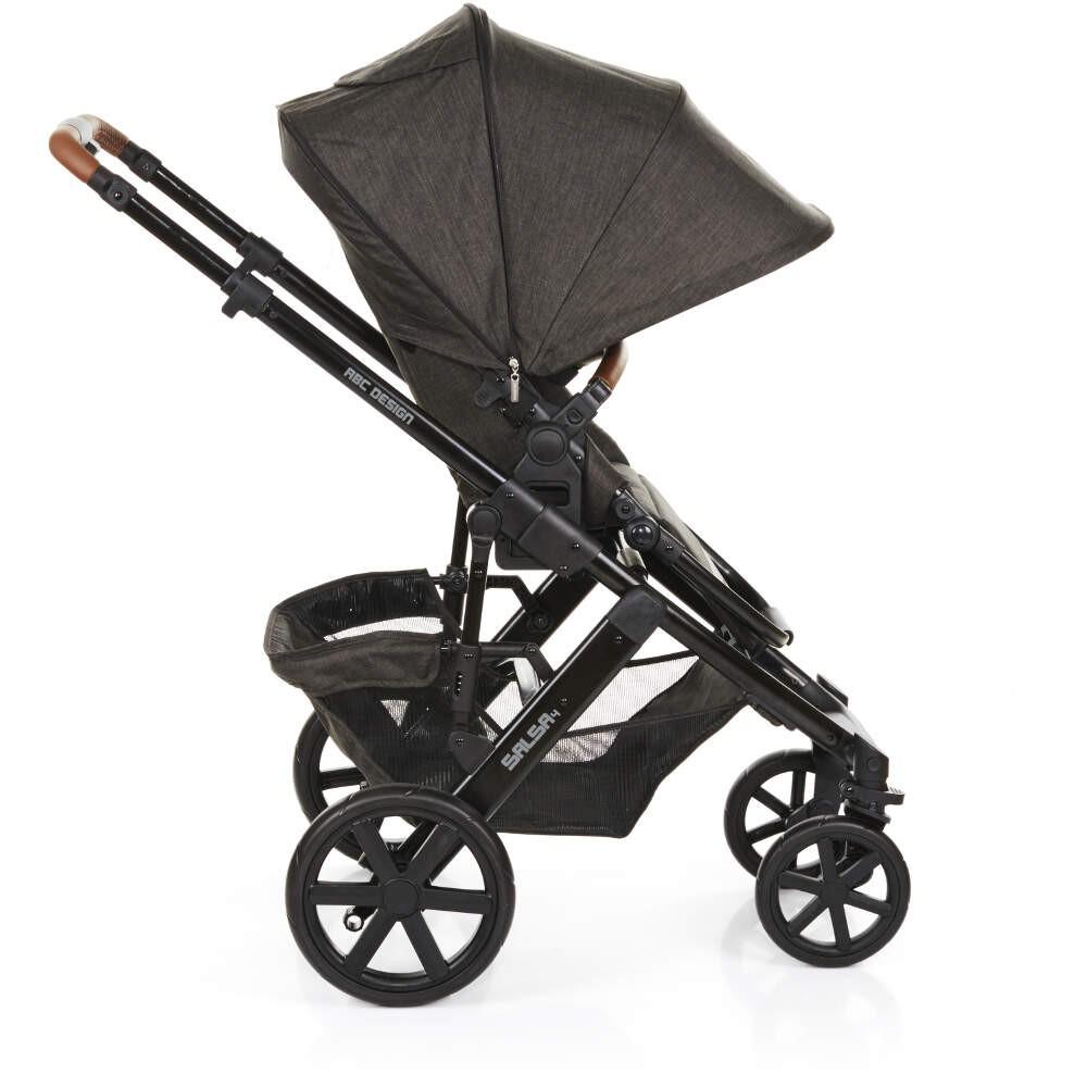 Abc design salsa 4 pushchair pram universal car seat for Abc motor credit reviews
