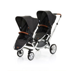 abc design zoom tandem pushchair 2018