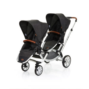 abc design zoom tandem pushchair 2018