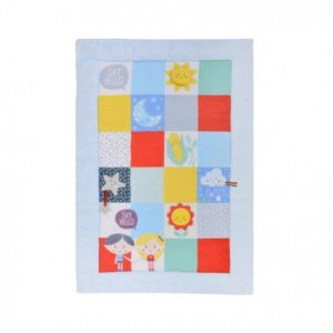 East Coast Patchwork Activity Mat