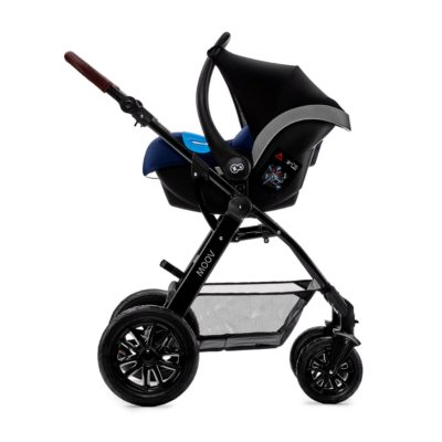 Kinderkraft Moov Navy Travel System