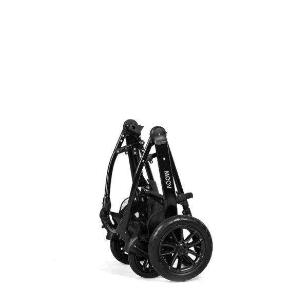 kindkraft moov frame folded black