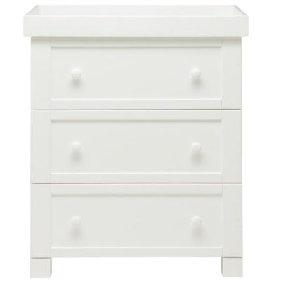 East Coast Montreal Dresser White