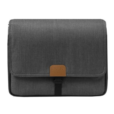 mutsy nio north nursery changing bag grey