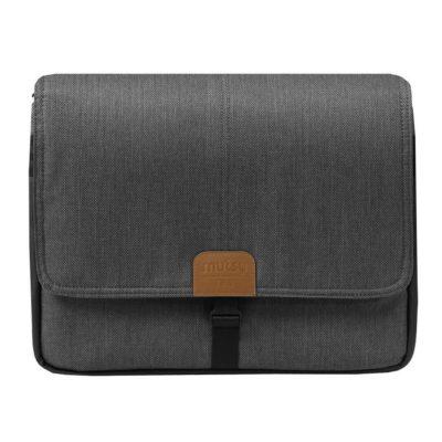 mutsy nio north nursery changing bag grey