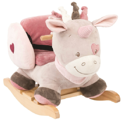 nattou rocker jade the unicorn
