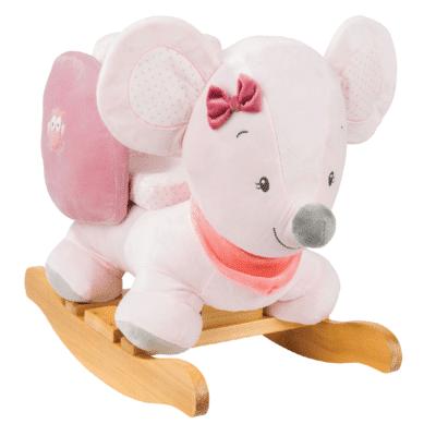 nattou rocker valentine the mouse