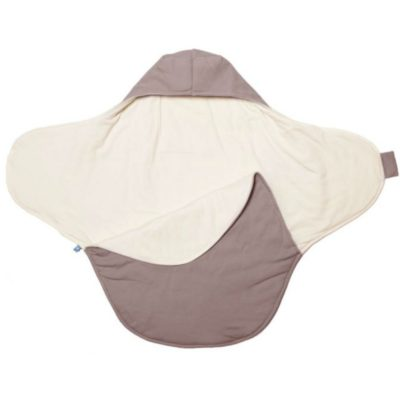 Wallaboo Baby Blanket Coco - Taupe