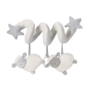 Silver Cloud Counting Sheep Activity Spiral
