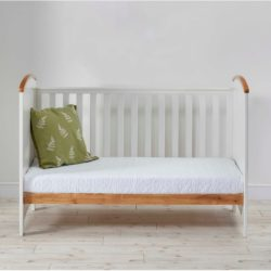 East Coast Coast Cot Bed - Sailcloth/Ivory
