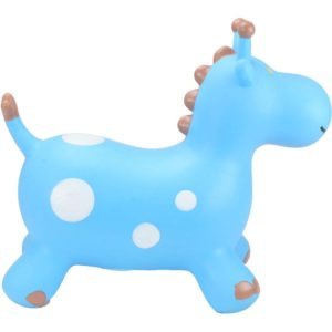 Happy Hopperz Blue Giraffe