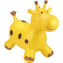 Happy Hopperz Gold Giraffe