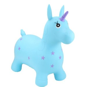 Happy Hopperz Turquoise Unicorn