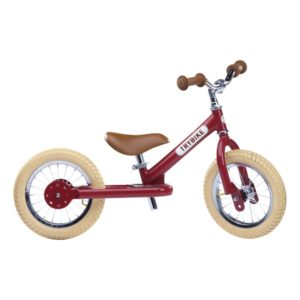 Trybike Vintage Steel 2 in 1 - Red