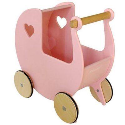 Moover Dolls Pram - Pink