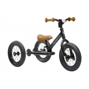 Trybike 2 in 1 - Matte Black