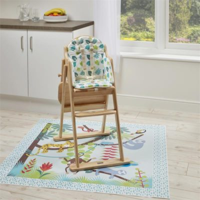 East Coast Tropical Friends Splash Mat 2